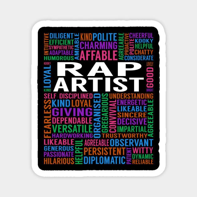 Rap Artist Job