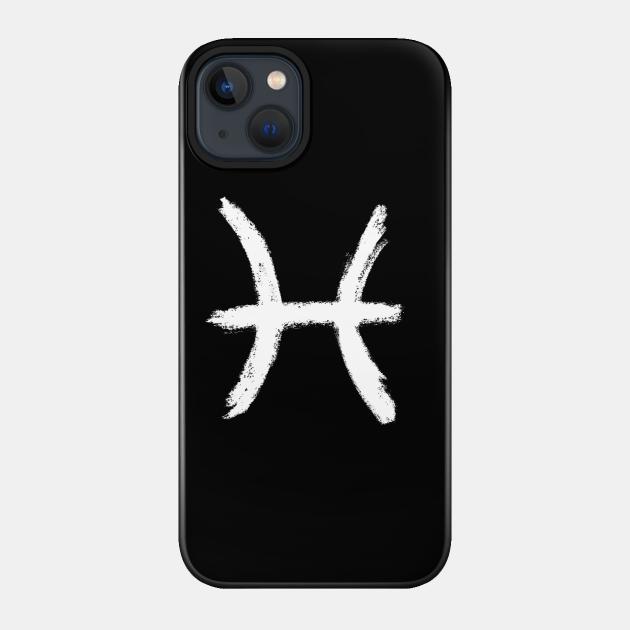Pisces Zodiac Sign Symbol