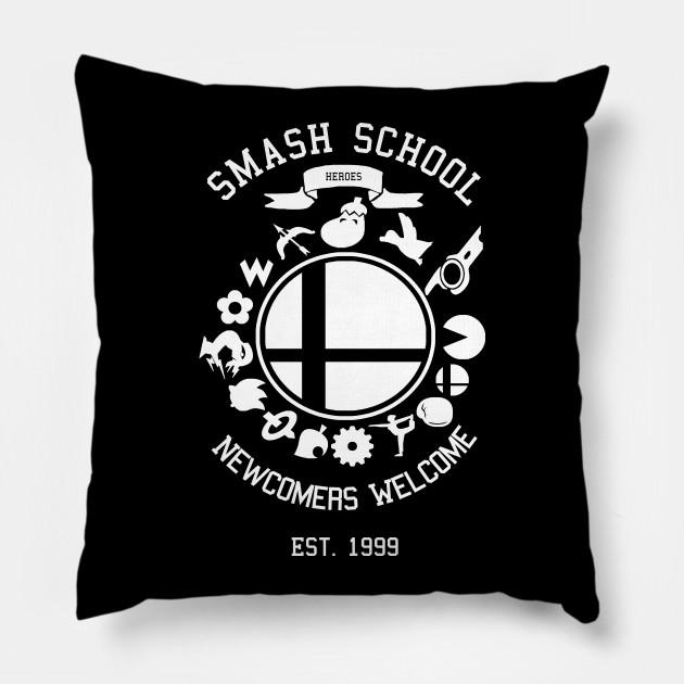Smash School Newcomer (White)