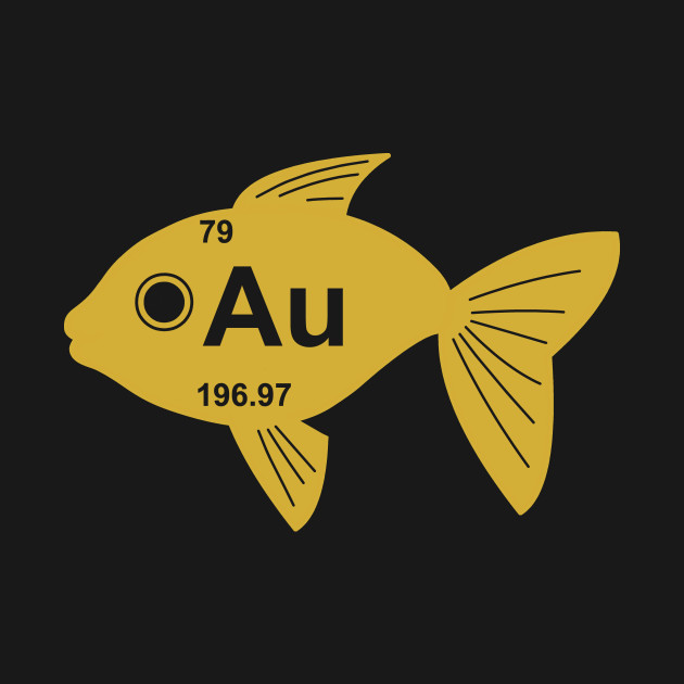 Periodic table of elements goldfish goldfish au cool periodic 1698851 2 urtaz Image collections