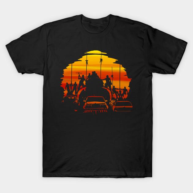3ff910c1085 Mad Max Fury Road - Mad Max - T-Shirt