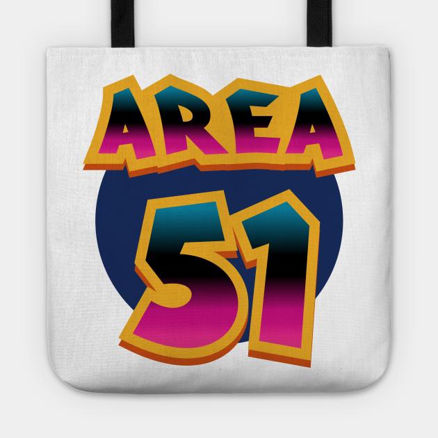 Area 51 Graffiti Light