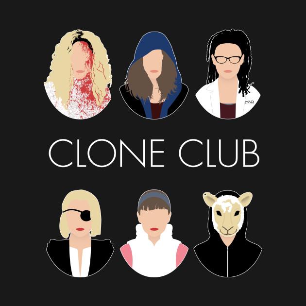 Orphan Black - Clone Club V2