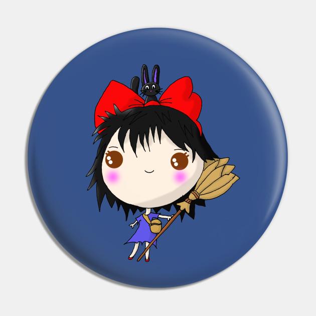 Kawaii Cute Chibi Kiki Kiki's Delivery Service