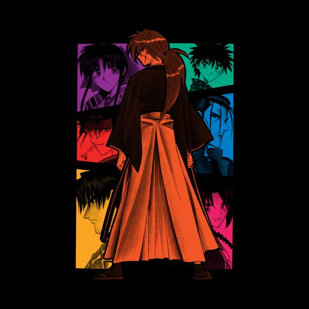 Color Kenshin Dark