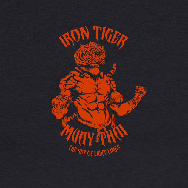 Iron Tiger Muay Thai
