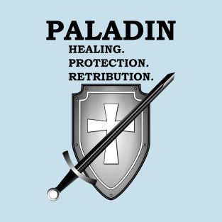 Paladin Dnd 5e T-Shirts | TeePublic