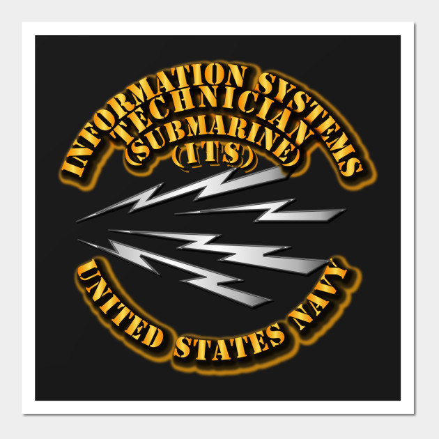 Navy - Rate - Information Systems Technician - Submarine