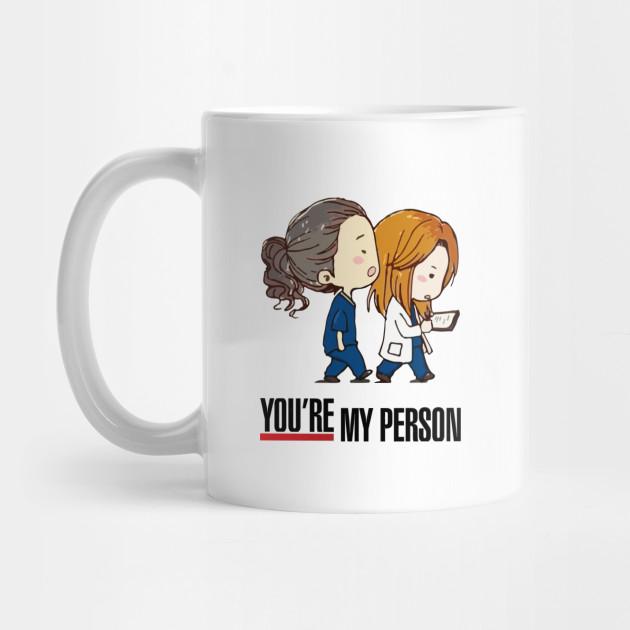 11ebb2113b7 Grey's Anatomy - You're My Person by aquaduelist