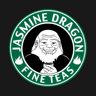 Jasmine Dragon Fine Teas t-shirts