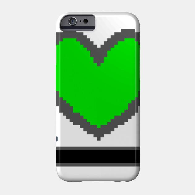 Low HP (Green)