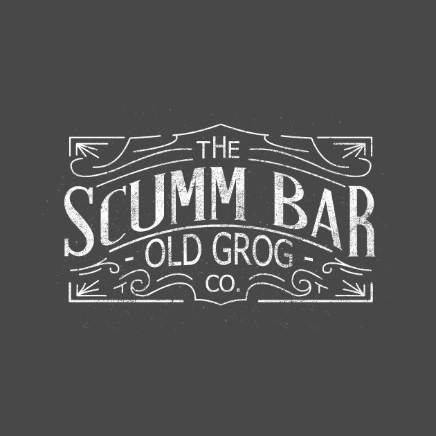 The Scumm bar