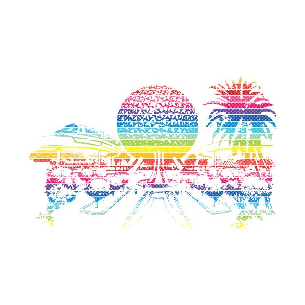 Great Big Colorful Tomorrow