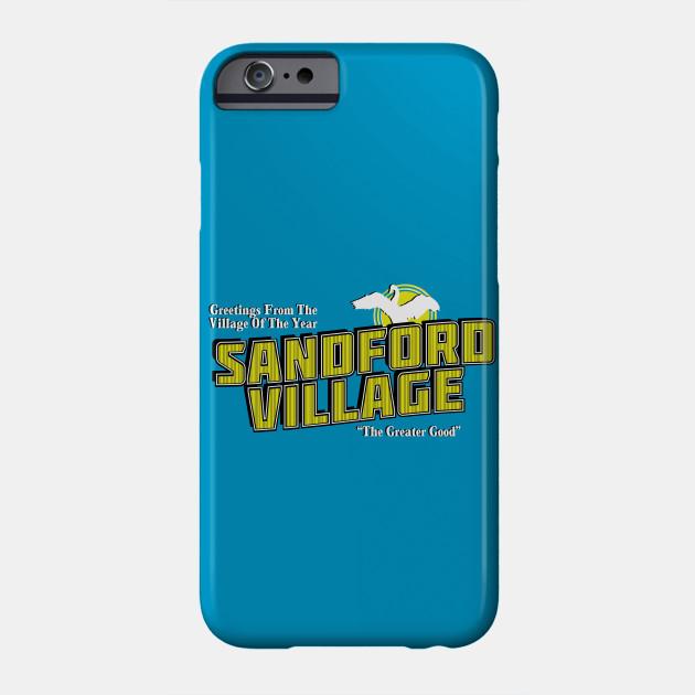 Greetings from sandford hot fuzz phone case teepublic 6353 0 m4hsunfo