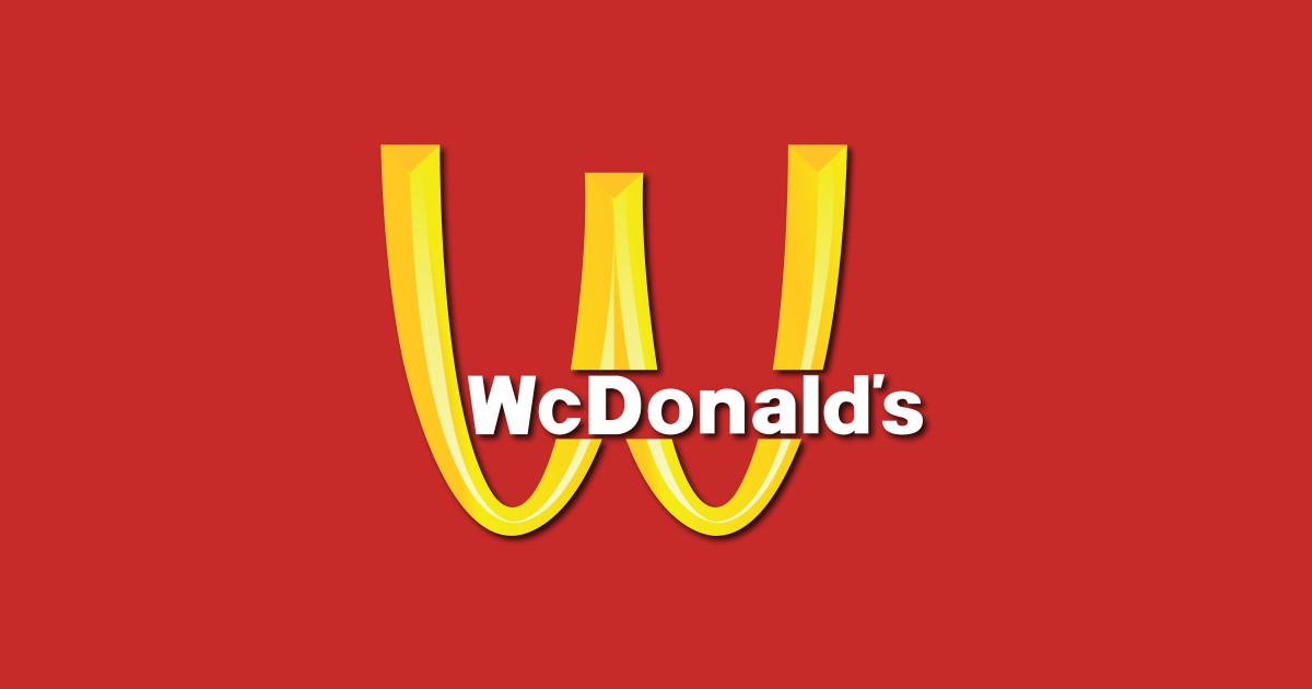 wcdonalds merch