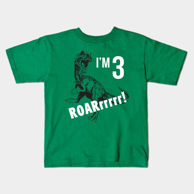 Birthday Boy Shirt For 3 Year Old