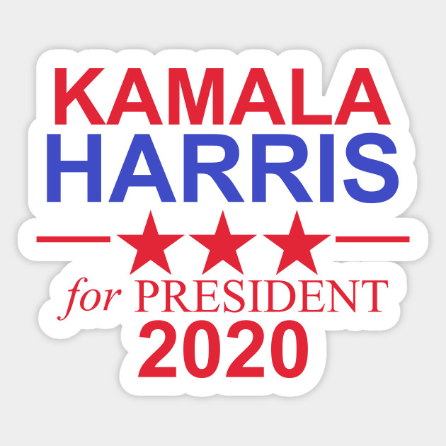 KAMALA HARRIS for PRESIDENT political t-shirt apparel hoodie coffee mug  pillow phone case sticker