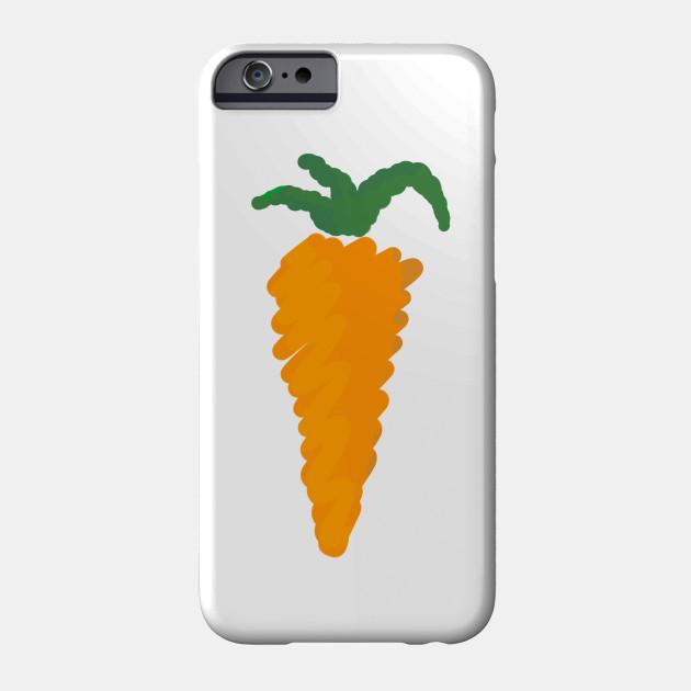 Carrots - Vegan, Veggies - D3 Designs