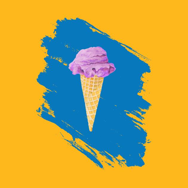 I just want ice cream