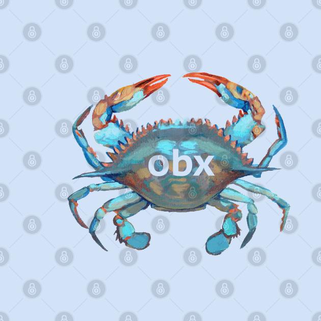 OBX Blue Crab
