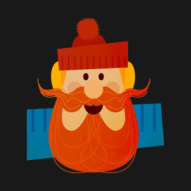 Rudolph the Red-Nosed Reindeer - Yukon Cornelius