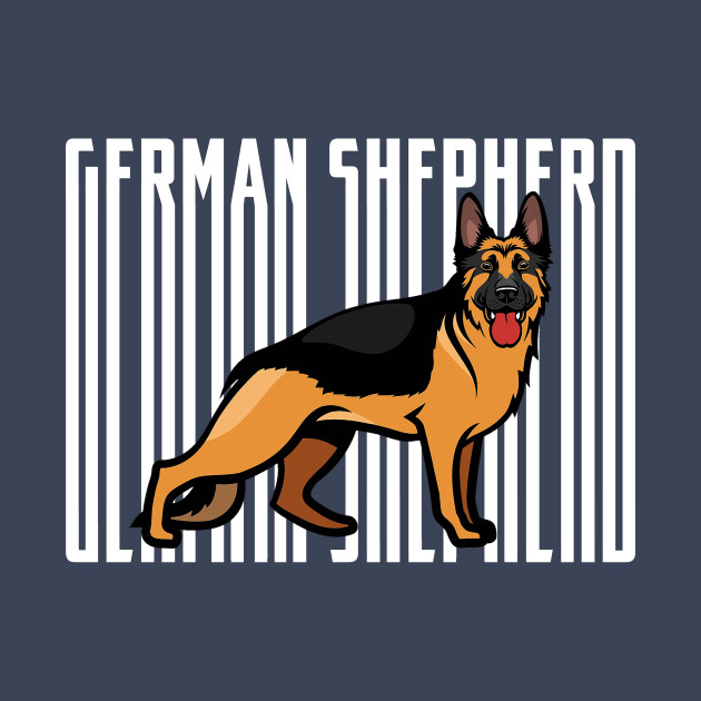 befd13652 German Shepherd with Christiano Ronaldo move to Juventus new style - German  Shepherd - T-Shirt