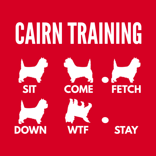 Cairn Training Cairn Dog Tricks