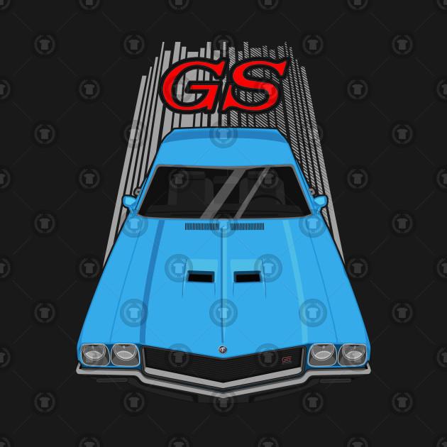 Skylark GS - 2ng gen - Blue