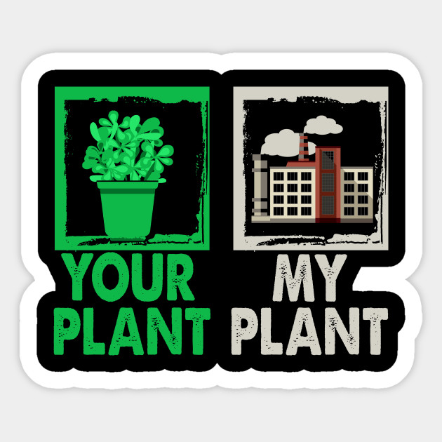 Funny Power Plant Worker Engineer Factory Cute Comparison Funny Engineer Job Gift Sticker Teepublic