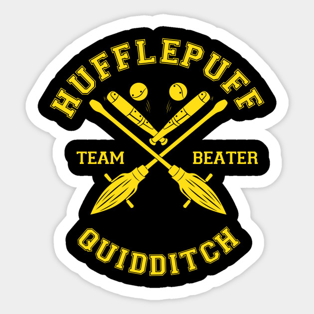 Collectibles Harry Potter Stickers Hufflepuff Fantasy, Mythical & Magic