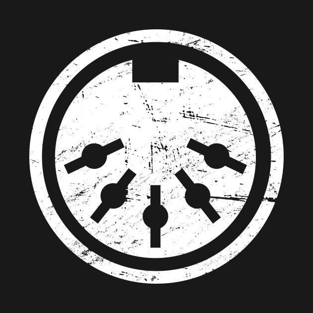 Distressed MIDI Plug | Synthesizer Design