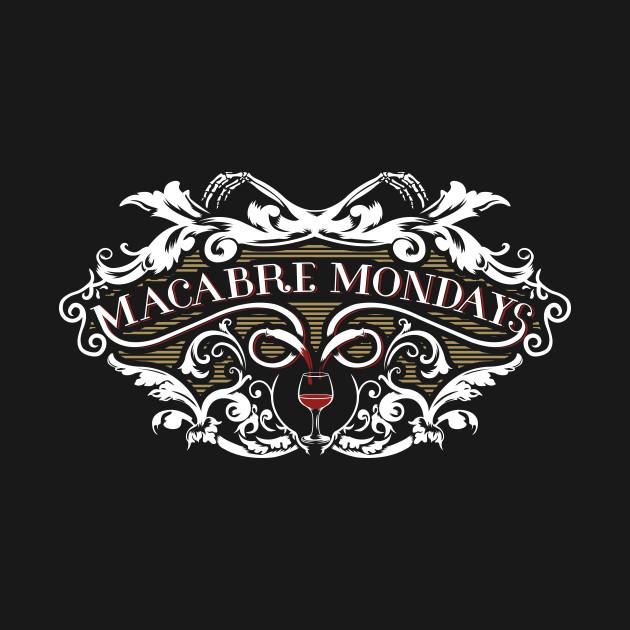 Macabre Mondays Logo