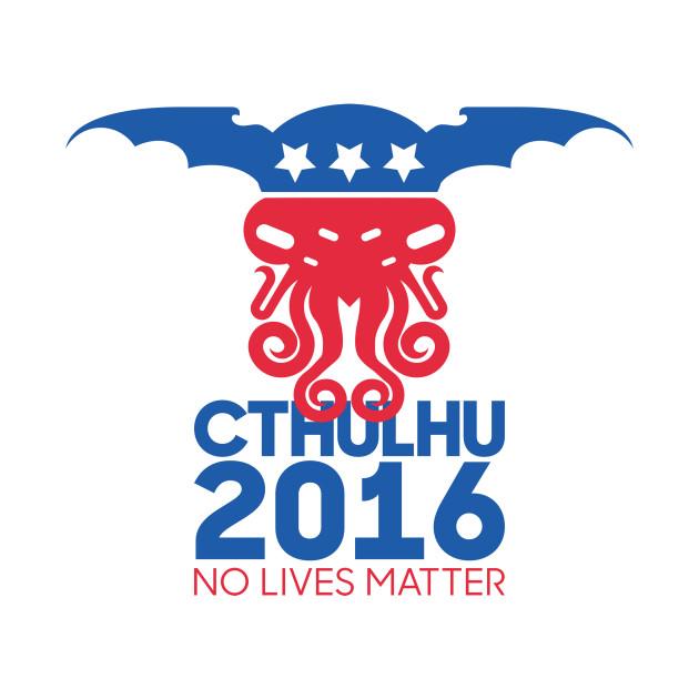 Afbeeldingsresultaat voor vote cthulhu
