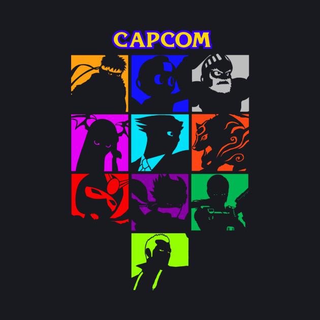 I'm a Capcom Fan -Version 2-