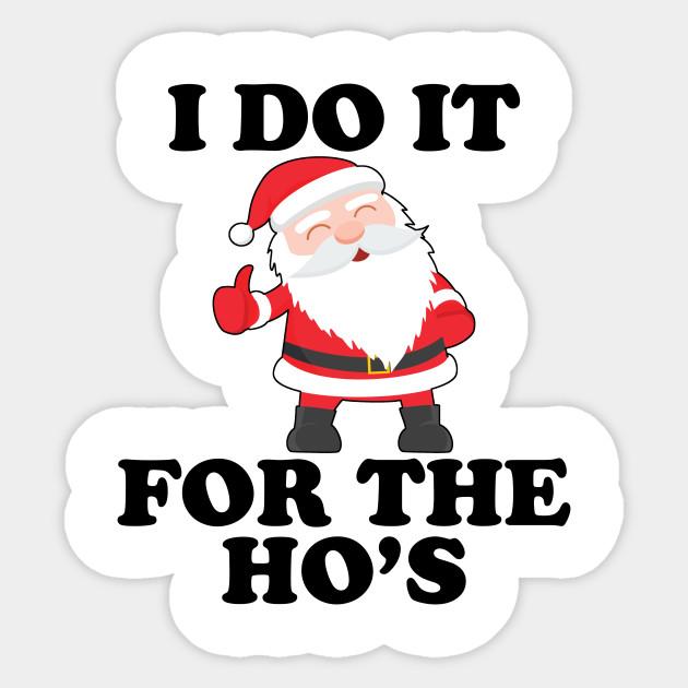 s Christmas sweater I Santa Claus