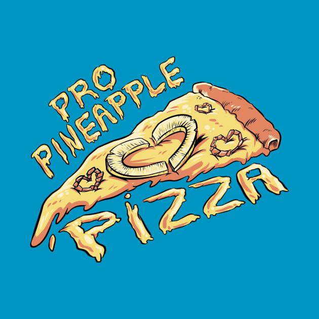 Pro Pineapple Pizza