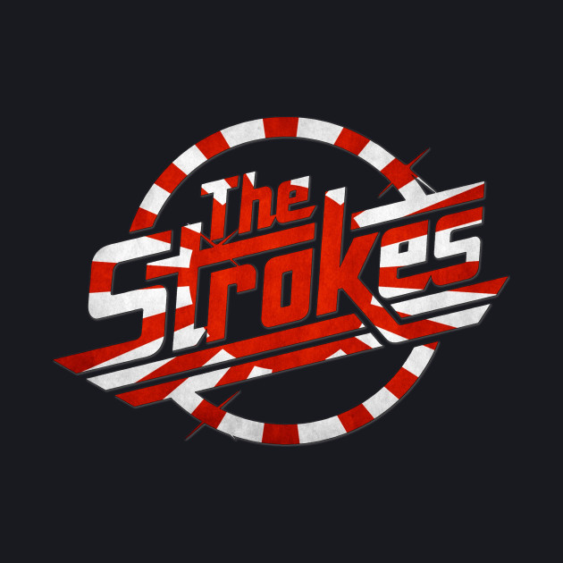The Strokes Logo Welcome To Japan