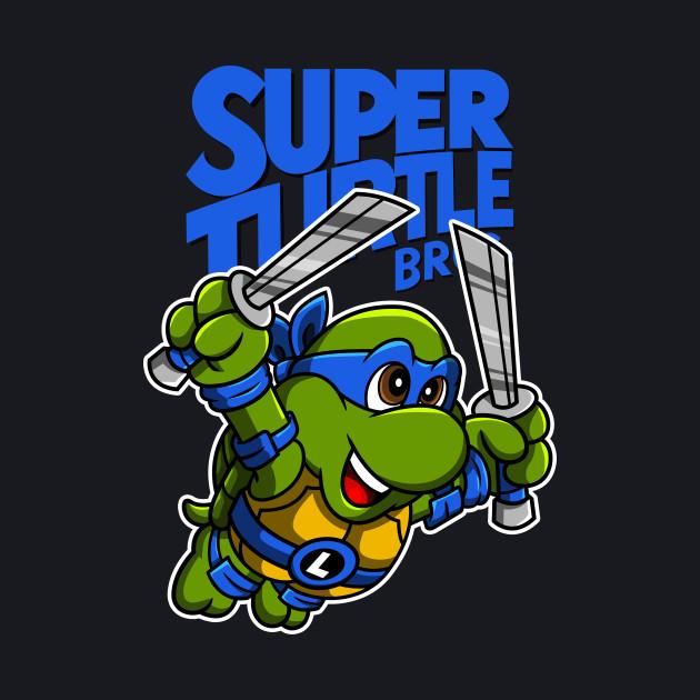 Super Turtle Bros - Leo