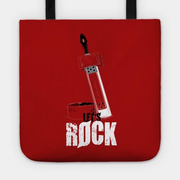 Let's Rock Badguy!