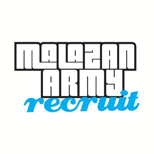 MALAZAN army recruit