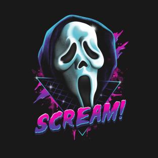Rad Scream t-shirts