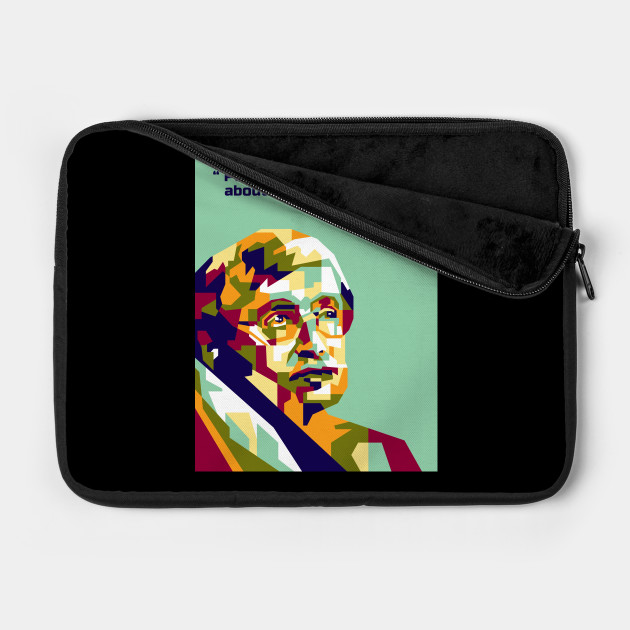 Stephen Hawking and his quotes in WPAP