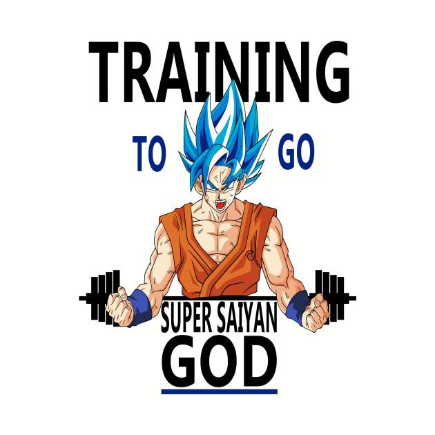 Training to go Super Saiyan God v2