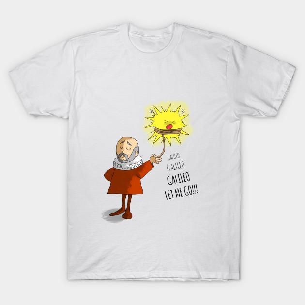 a9ef87caf Galileo - Earth - T-Shirt | TeePublic
