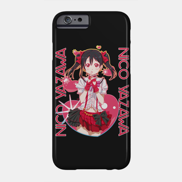 Love Live! Nico Yazawa iphone 11 case