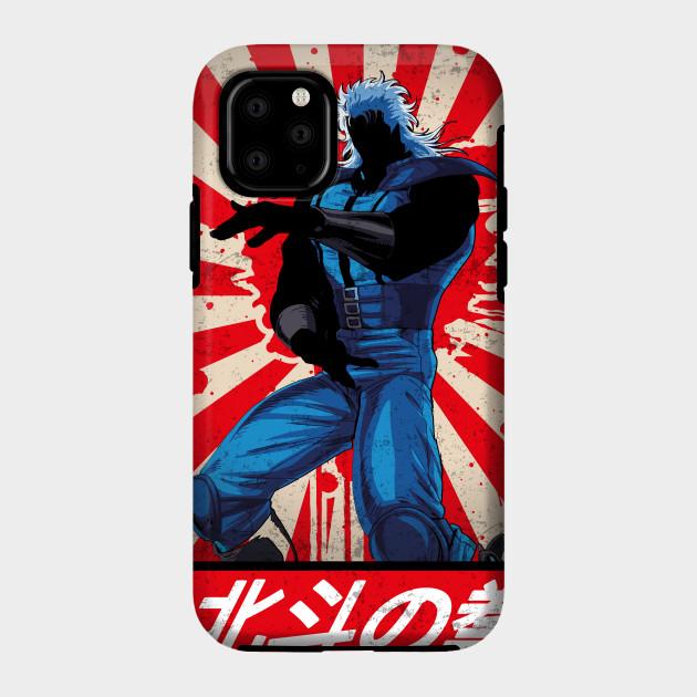 coque iphone 8 hokuto no ken