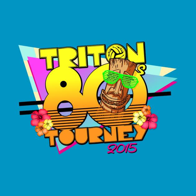 Triton 80's/Hawaiian Theme Mash