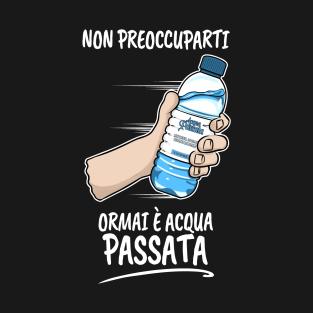 Acqua Passata v2 t-shirts