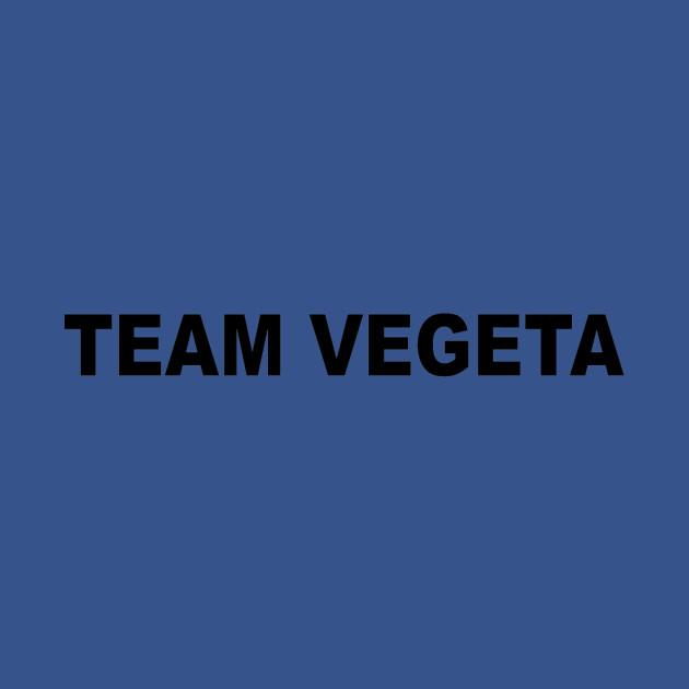team vegeta