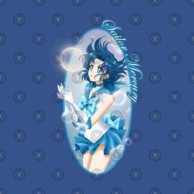 Sailor Moon Crystal - Sailor Mercury